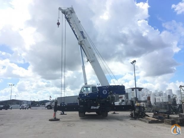 2018 TADANO GR1600XL Crane for Sale in Houston Texas on CraneNetwork.com