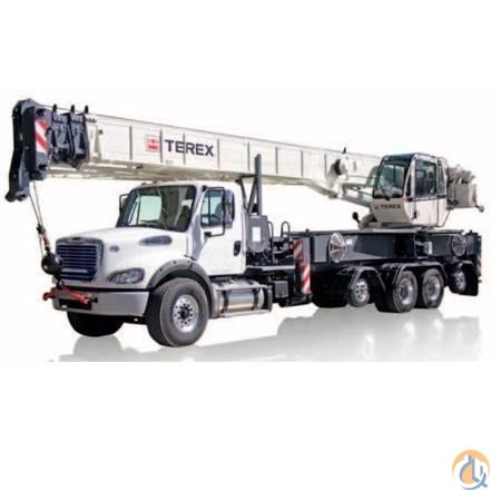 2019 TEREX CROSSOVER 4500L Crane for Sale in Bethany Oklahoma on CraneNetwork.com