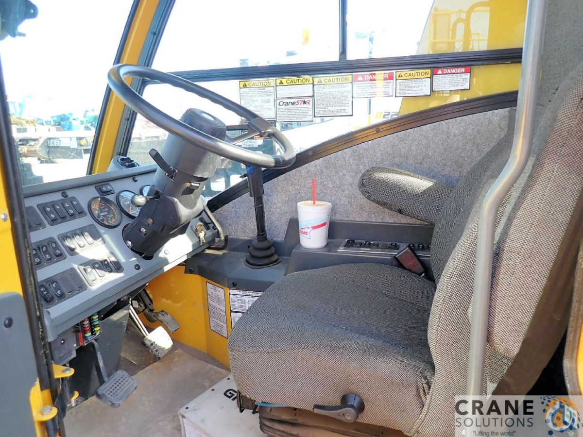 2006 Grove TMS700E Crane for Sale or Rent in Savannah Georgia on CraneNetwork.com