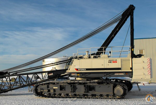 2013 Terex HC65 Crane for Sale in Leduc Alberta on CraneNetwork.com