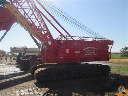 2014 MANITOWOC 10000A-1 Crane for Sale or Rent in Fullerton North Dakota on CraneNetwork.com