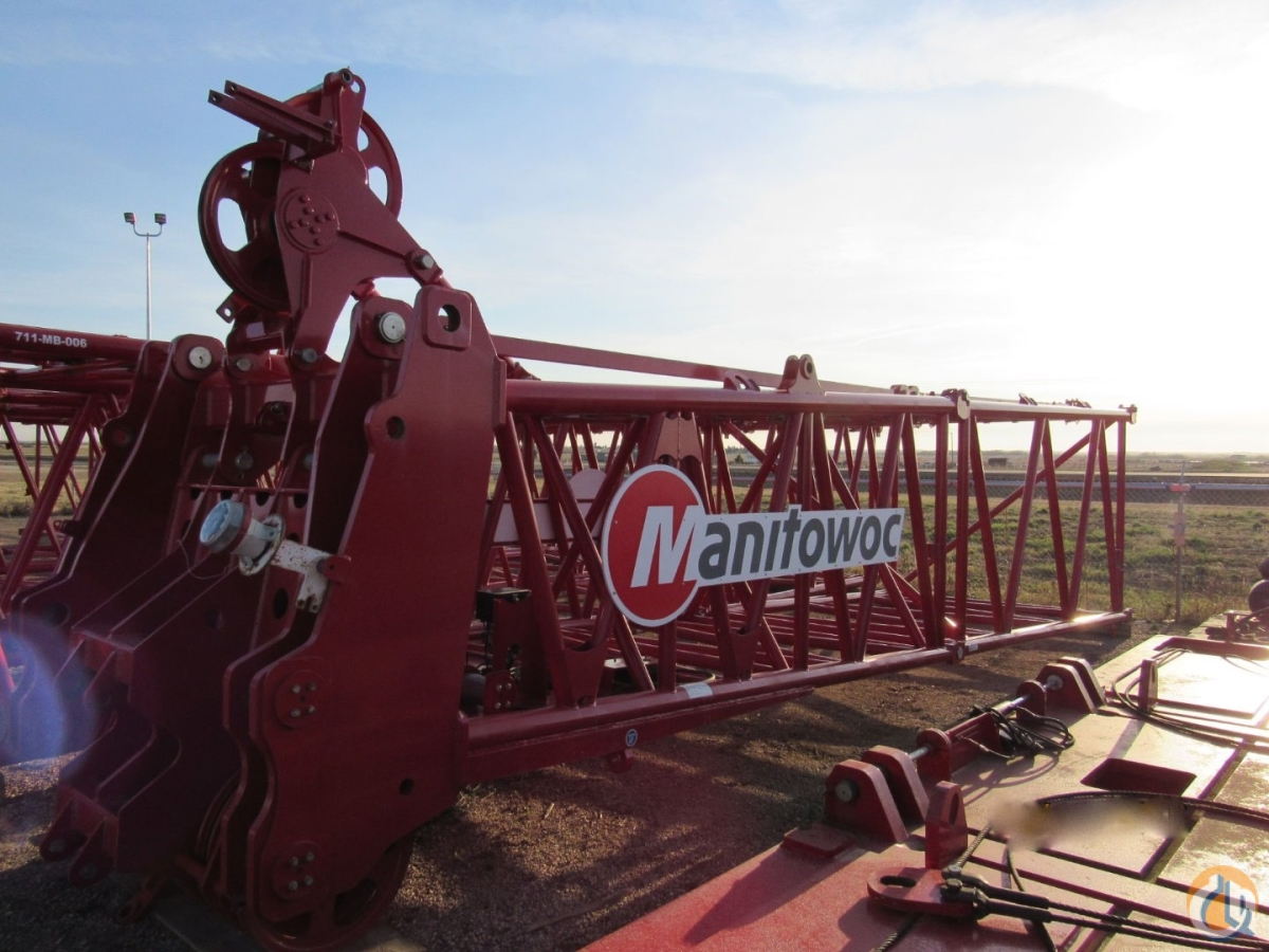 MANITOWOC 16000 2012 Crane for Sale in Edmonton Alberta on CraneNetwork.com