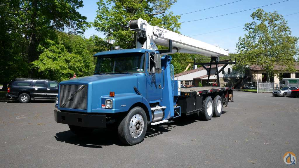 Sold 1997 MANITEX 2284 8897 Crane for  in Hatfield Pennsylvania on CraneNetwork.com