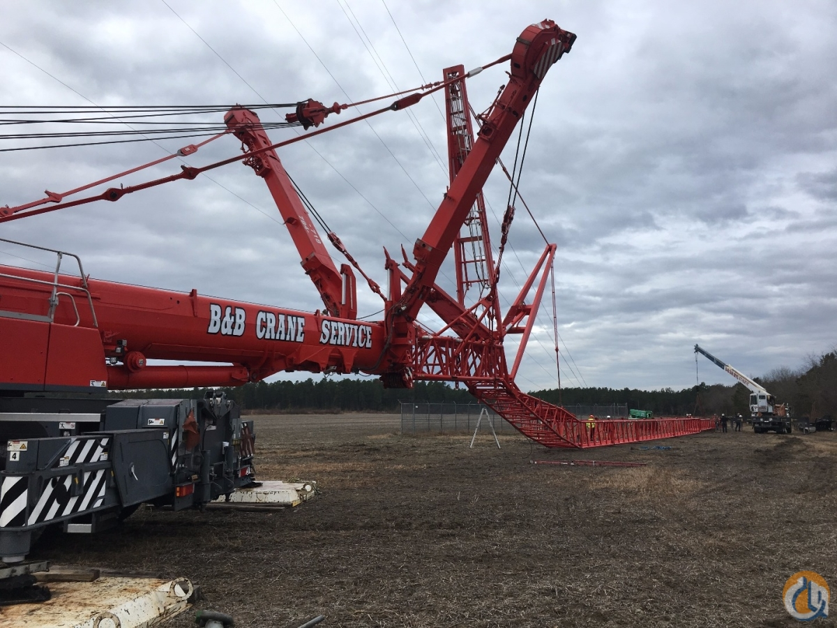 2014 Liebherr LTM 1350-6.1 Crane for Sale on CraneNetwork.com