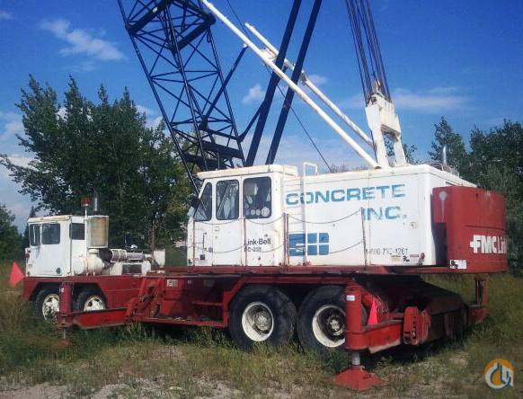 1976 LINK-BELT HC-218 Crane for Sale on CraneNetwork.com