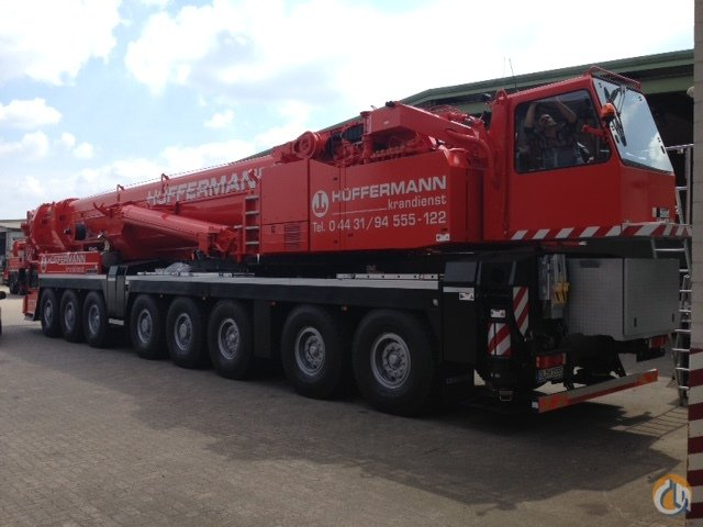 Liebherr LTM 1500-81 Crane for Sale in Wildeshausen Niedersachsen on CraneNetworkcom