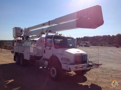 Sold 2007 Altec A77T Crane for  in Villa Rica Georgia on CraneNetwork.com