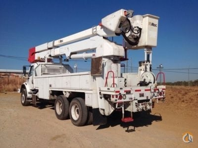 Sold 2007 Altec A77T Crane for  in Villa Rica Georgia on CraneNetworkcom