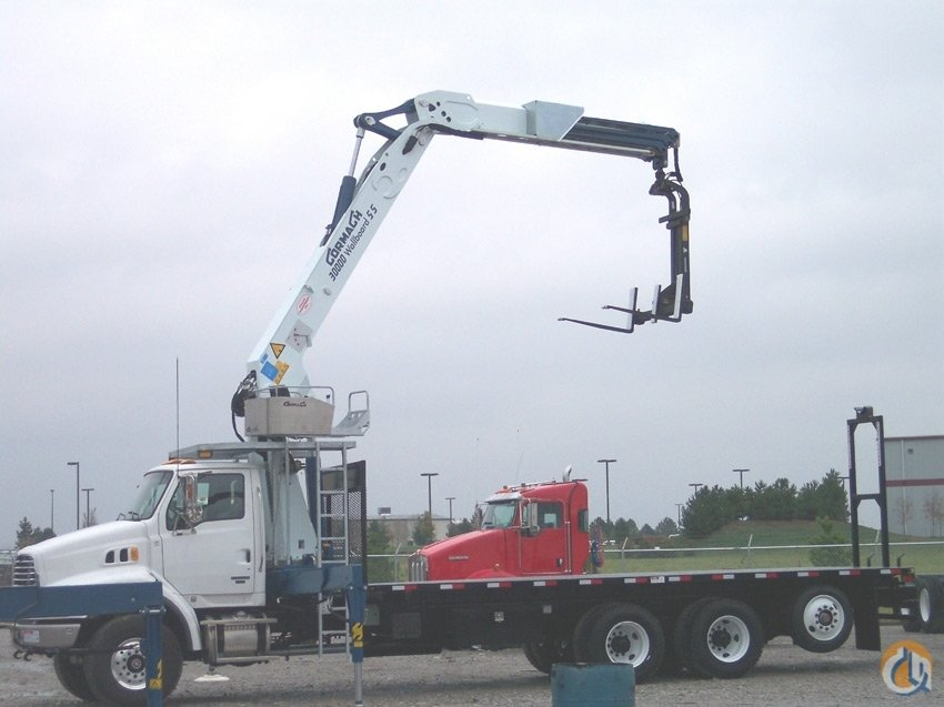 New Cormach 30000 WB55 wallboard crane unmounted Crane for Sale in Olathe Kansas on CraneNetwork.com