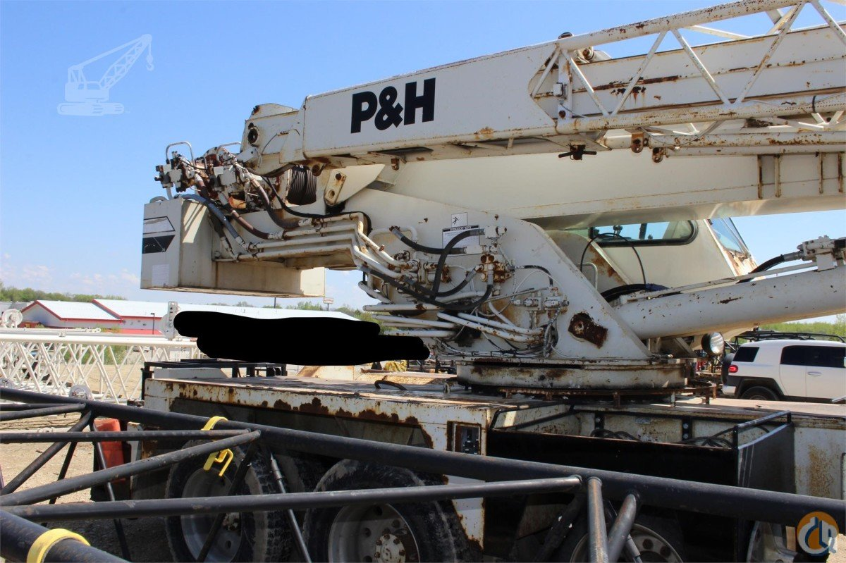 1993 P  H CNT500 Crane for Sale in Norwalk Iowa on CraneNetwork.com