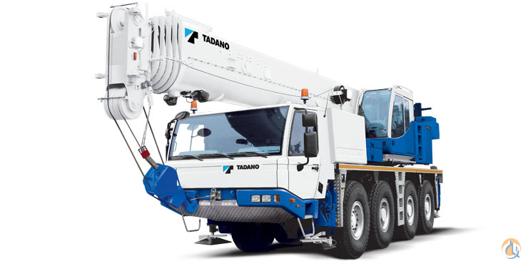Tadano ATF 70G-4 171 Main Boom Crane for Sale in Houston Texas on CraneNetwork.com