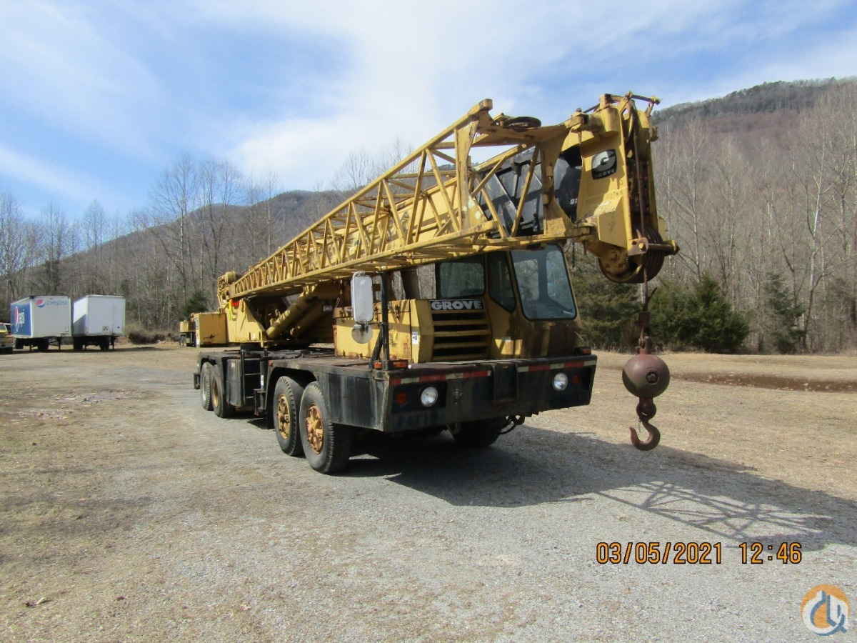 Crane for Sale in Conway Arkansas on CraneNetwork.com