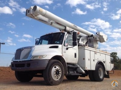Sold 2005 Altec L42M Crane for  in Villa Rica Georgia on CraneNetworkcom