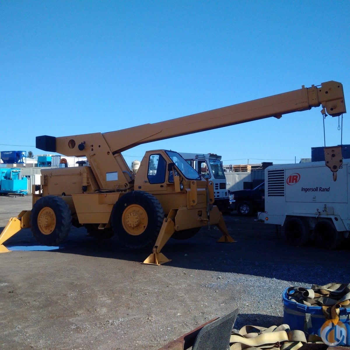 1984 Galion 80 Crane for Sale in Saint John New Brunswick on CraneNetwork.com