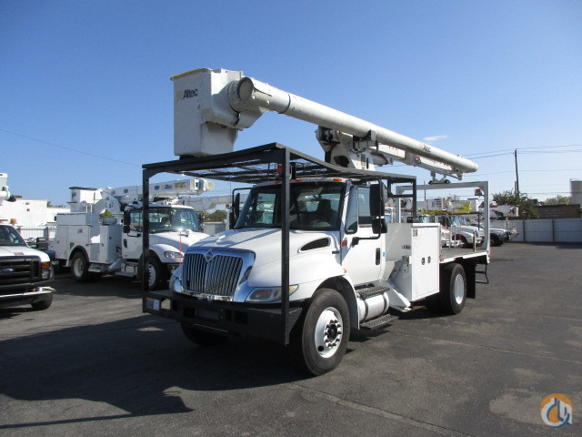 2011 Altec LRV56 Crane for Sale in Birmingham Alabama on CraneNetwork.com