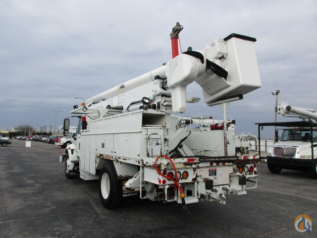 2009 Altec AA55E-MH Crane for Sale in Birmingham Alabama on CraneNetworkcom