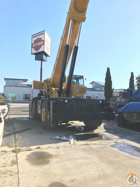 Sold 1990 GROVE RT875C Crane for  in National City California on CraneNetwork.com