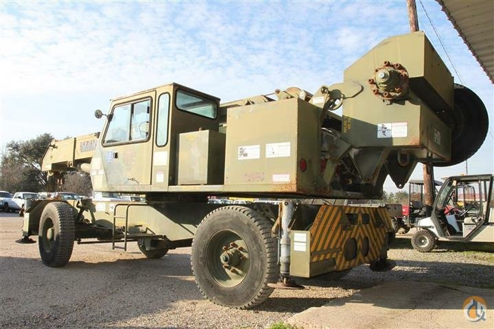 Sold Mantis 2817 Sold Auction Crane For In Walker Louisiana On