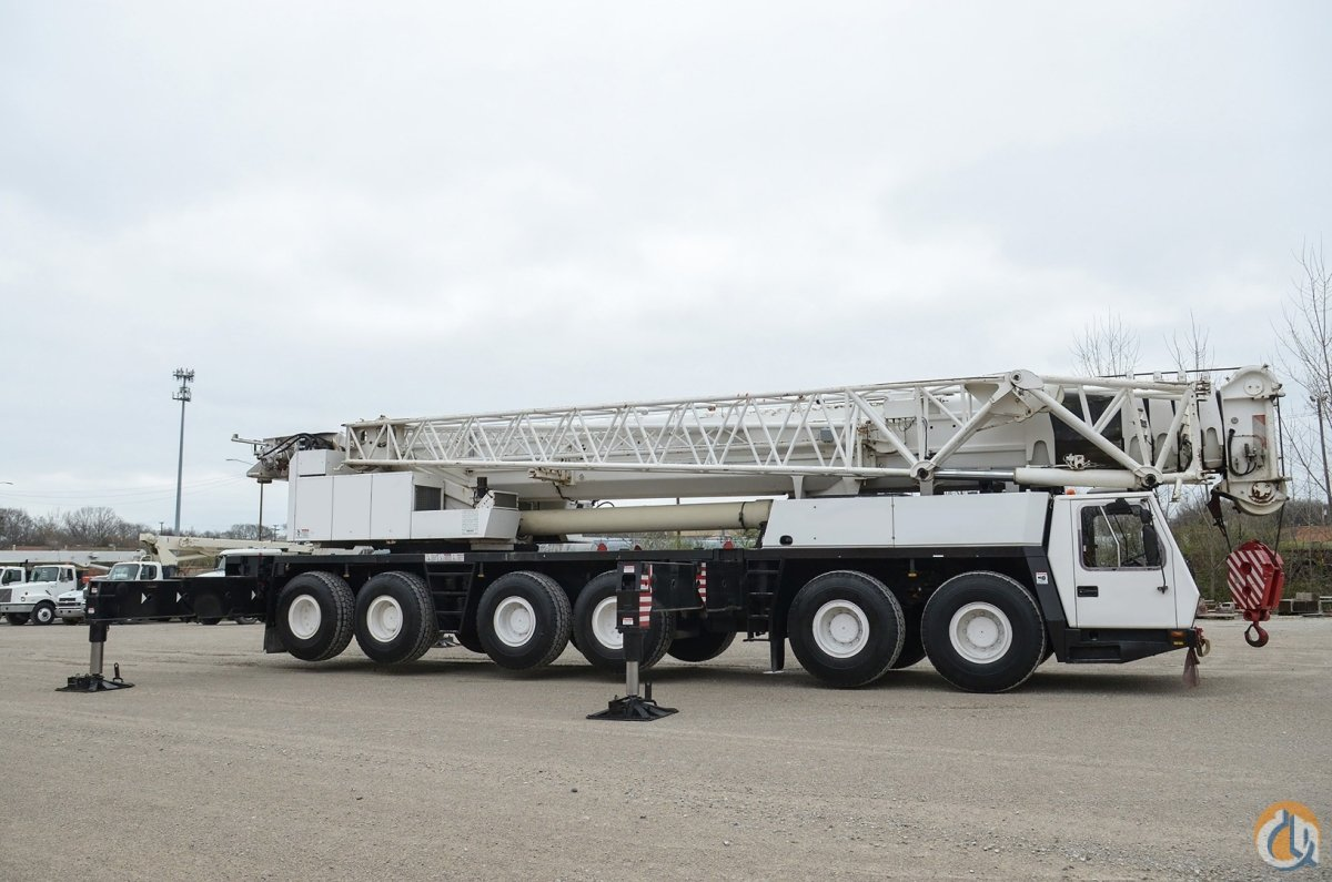 Strong Chart and Hydraulic Jib Crane for Sale on CraneNetwork.com