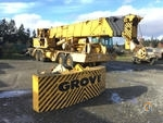 Sold 1987 Grove TM890 Hydraulic Truck Crane Crane for  in Fort Lewis Washington on CraneNetworkcom