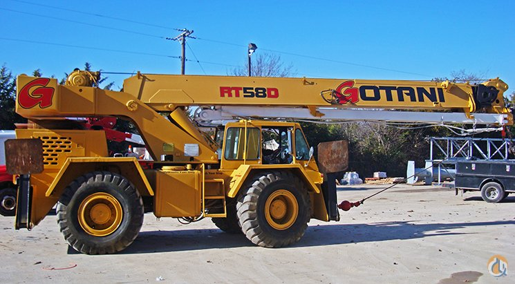 GROVE RT58D FOR SALE Crane for Sale in Lancaster Texas on CraneNetwork.com