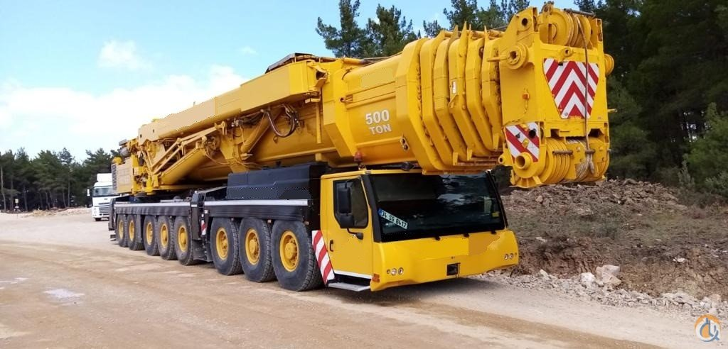 LIEBHERR LTM1500-8.1 Crane for Sale on CraneNetwork.com