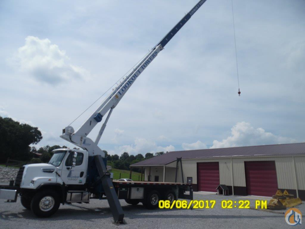 2015 MANITEX 30100C Crane for Sale in New Tazewell Tennessee on CraneNetwork.com