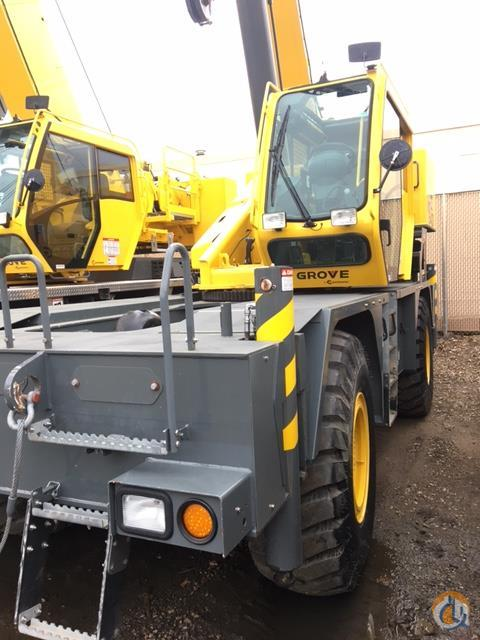 2014 Grove RT540E Crane for Sale in Bloomington Minnesota on CraneNetwork.com