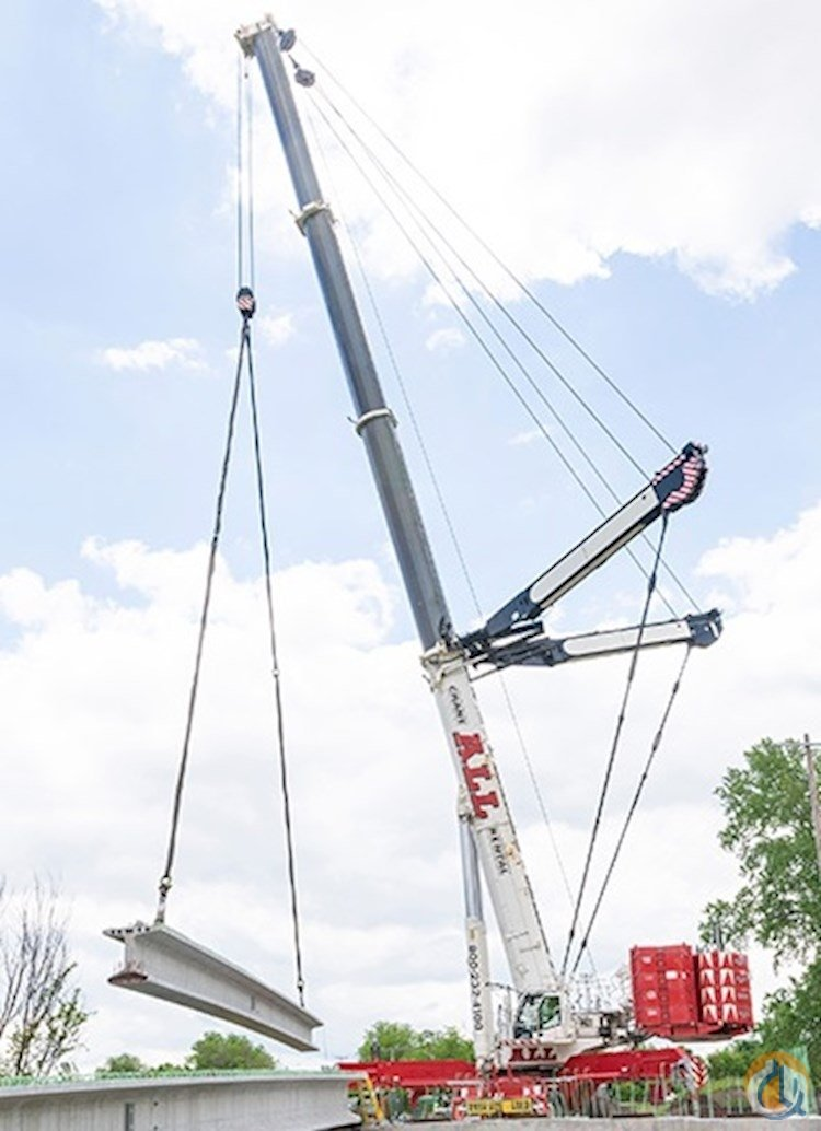 Liebherr LTM1750 9.1 For Sale Crane for Sale or Rent in Lima Ohio on CraneNetwork.com