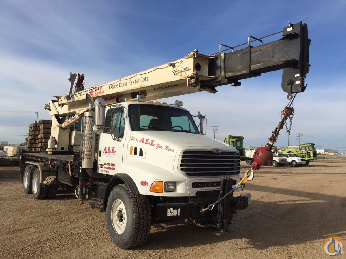 2004 National 13105 Crane for Sale in Mississauga Ontario on CraneNetworkcom