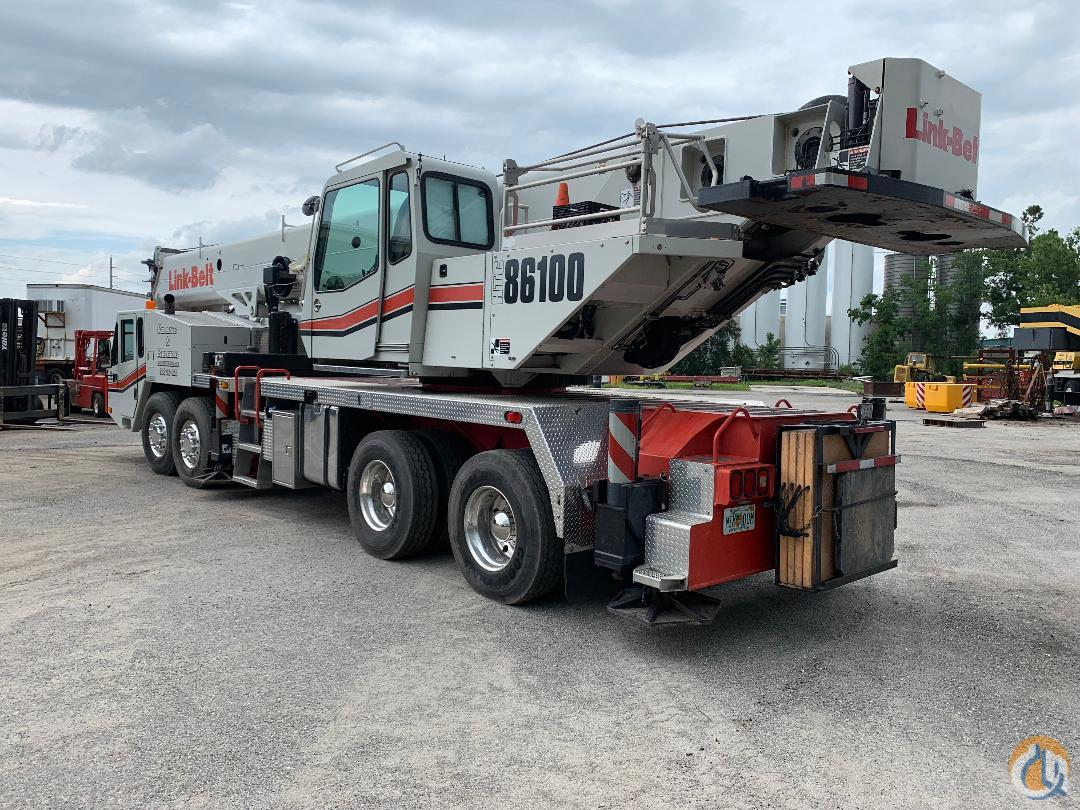 2014 LINK-BELT  HTC-86100 Crane for Sale in Jacksonville Florida on CraneNetwork.com