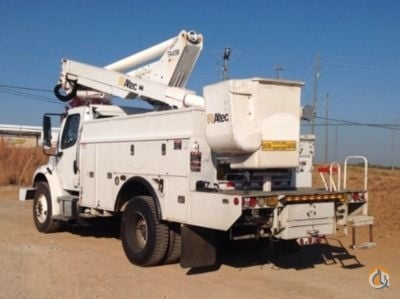 Sold 2011 Altec TA45-MH Crane for  in Villa Rica Georgia on CraneNetworkcom