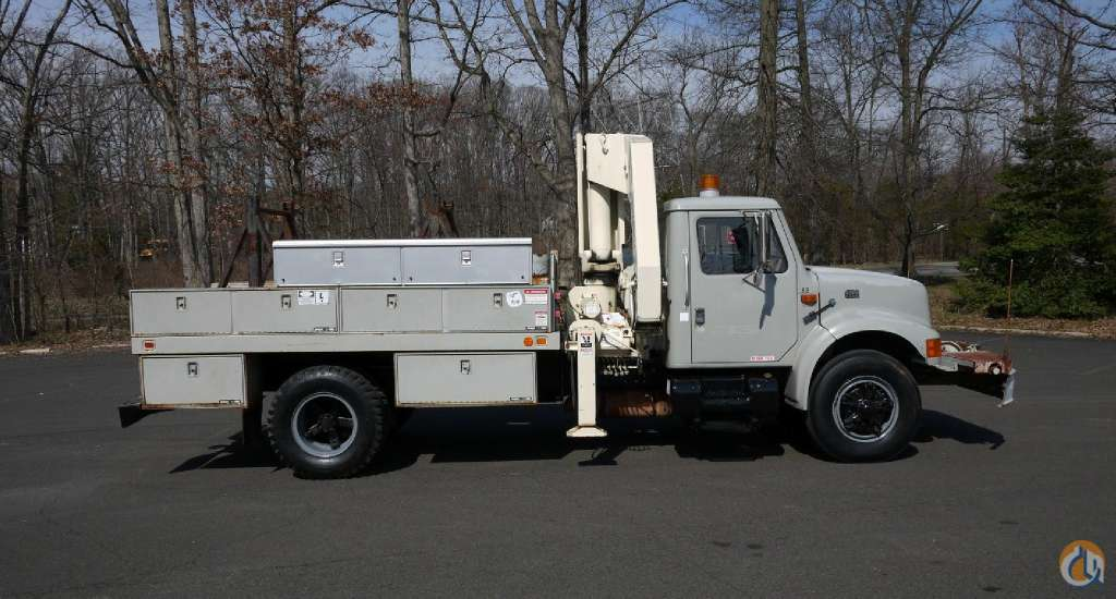 1995 NATIONAL  N95 8789 Crane for Sale in Hatfield Pennsylvania on CraneNetwork.com