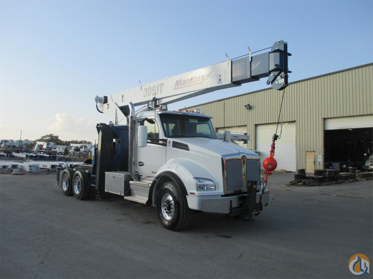 2018 MANITEX 3051T Crane for Sale or Rent in Santa Ana California on CraneNetwork.com
