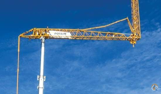 2019 POTAIN HUP 40-30 Crane for Sale or Rent in Nisku Alberta on CraneNetwork.com