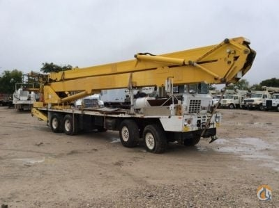 Sold 1988 Condor 150I Crane for  in Villa Rica Georgia on CraneNetwork.com