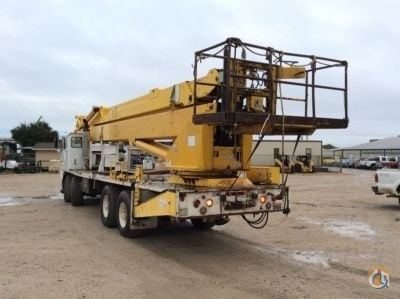 Sold 1988 Condor 150I Crane for  in Villa Rica Georgia on CraneNetworkcom