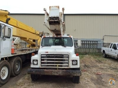 Sold 1984 Snorkel 1 Crane for  in Villa Rica Georgia on CraneNetwork.com