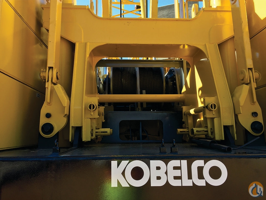 2011 Kobelco CK1100G Crane for Sale on CraneNetwork.com
