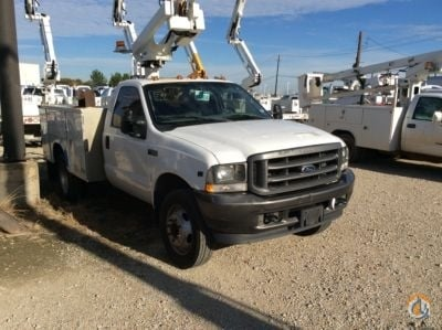 Sold 2002 Altec AT200-A Crane for  in Waxahachie Texas on CraneNetworkcom
