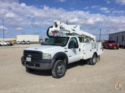 Sold 2007 Altec AT37G Crane for  in Waxahachie Texas on CraneNetworkcom