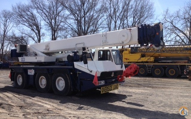KRUPP Crane for Sale on CraneNetwork.com