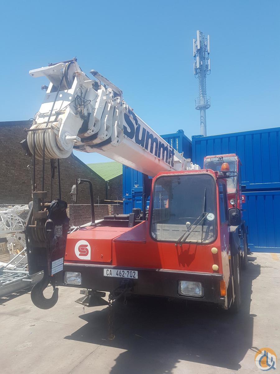 1991 Liebherr LTM 1025 Crane for Sale in Cape Town Western Cape on CraneNetwork.com