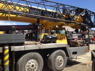 Grove TMS990E for sale Crane for Sale on CraneNetwork.com