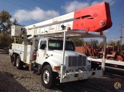 Sold 2001 Altec A65-MH Crane for  in Charlotte Michigan on CraneNetworkcom