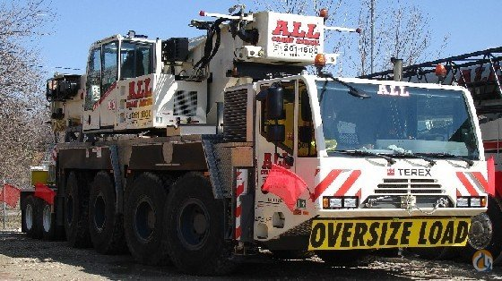 Terex AC80-2 For Sale Crane for Sale in Marietta Ohio on CraneNetworkcom