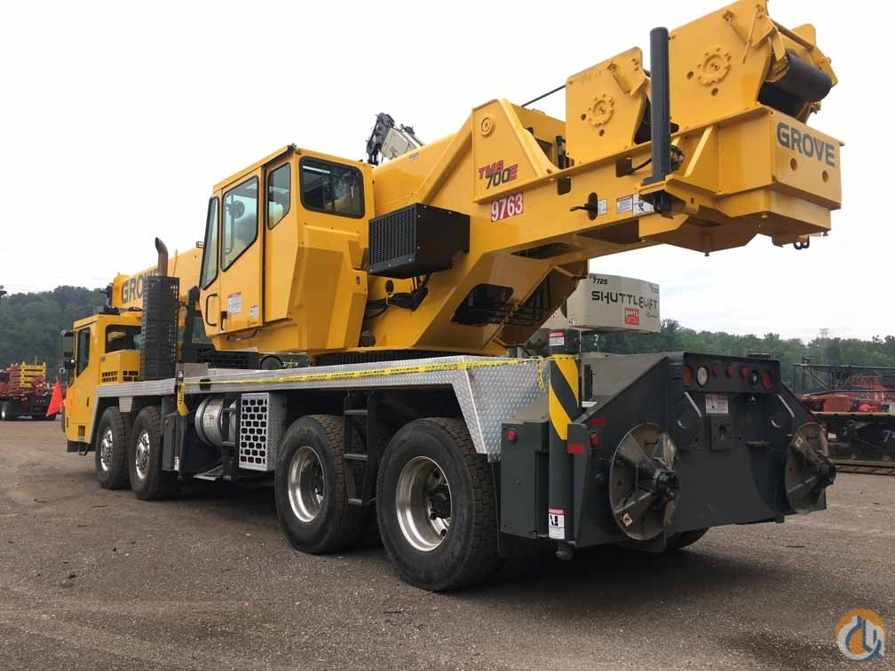 Grove TMS700E for sale Crane for Sale in Cleveland Ohio on CraneNetwork.com