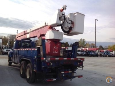 Sold 2005 Altec A77T Crane for  in Charlotte Michigan on CraneNetwork.com