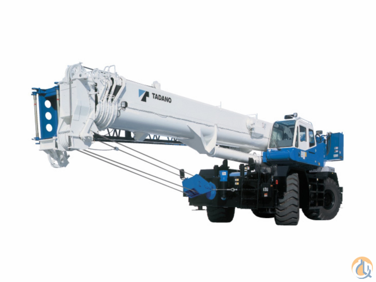NEW TADANO GR-1000XL Crane for Sale in Galveston Texas on CraneNetwork.com