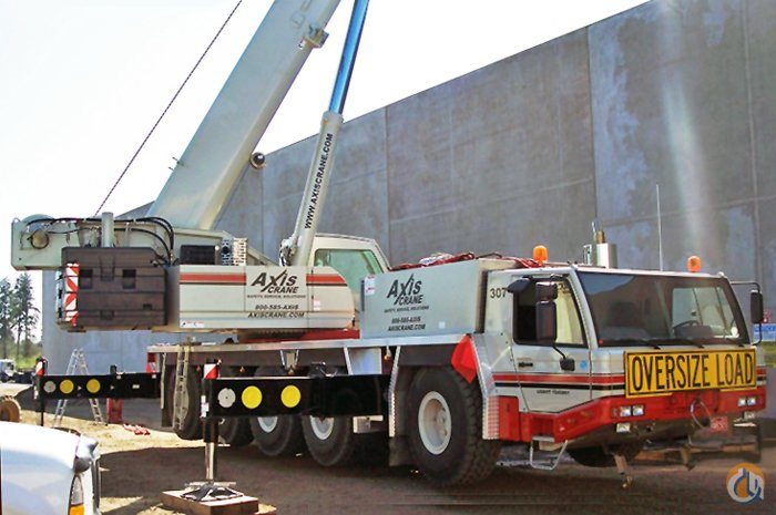 130-TON LINK-BELT ALL TERRAIN CRANE Crane for Sale on CraneNetworkcom